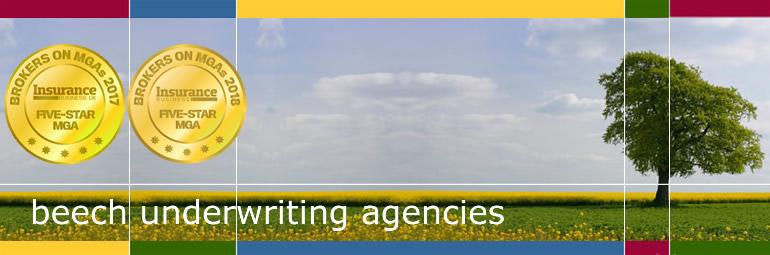 Insurance from Beech Underwriting Agencies Ltd